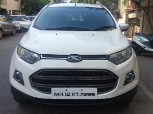 Ford EcoSport 1.5 TDCi Titanium (MT) Diesel (2014) in Pune