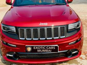Jeep Grand Cherokee SRT (2018)