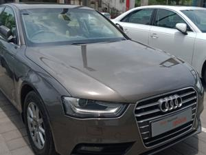 Audi A4 35 TDI Premium (2014) in Rajkot