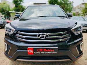 Hyundai Creta SX Plus 1.6 AT CRDI (2017)