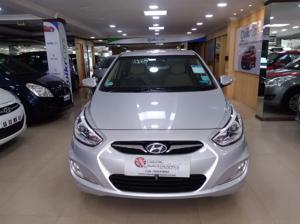 Hyundai Verna Fluidic 1.6 CRDi SX AT (2014) in Bangalore