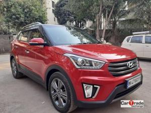 Hyundai Creta SX+ 1.6 U2 VGT CRDI AT (2016) in Thane