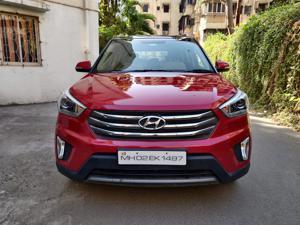 Hyundai Creta 1.6 SX Plus AT Petrol (2016) in Mumbai
