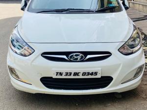 Hyundai Verna Fluidic 1.6 CRDI SX (2012) in Coimbatore