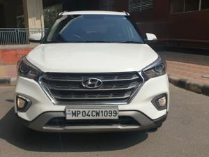 Hyundai Creta SX 1.6 (O) Petrol (2019)