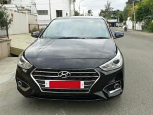 Hyundai Verna SX (O) 1.6 CRDi  AT (2018) in Coimbatore