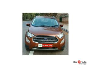 Ford EcoSport Signature Edition Petrol (2018) in Bangalore