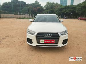Audi Q3 35 TDI Premium + Sunroof (2015) in Bangalore