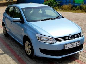 Volkswagen Polo Comfortline 1.2L (P) (2011)
