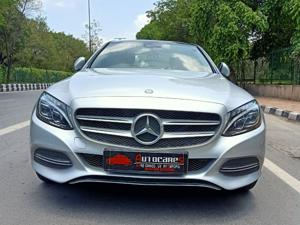 Mercedes Benz C Class C 200 Avantgarde (2015) in Gurgaon