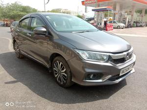 Honda City ZX CVT Petrol (2018) in Gurgaon