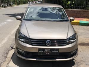 Volkswagen Vento 1.5 TDI Highline MT (2017) in Bangalore