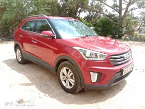 Hyundai Creta SX 1.6 CRDI VGT (2015) in New Delhi