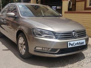 Volkswagen Passat Comfortline DSG (2013)