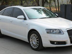 Audi A6 2.8 FSI (2008)