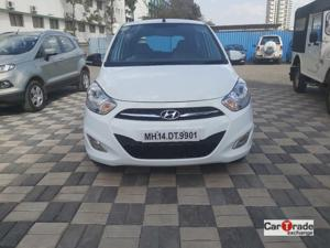 Hyundai i10 Asta 1.2 AT with Sunroof (2013) in Pune