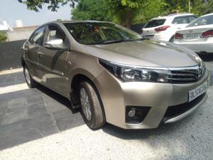 Toyota Corolla Altis 1.8G (2014)