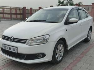 Volkswagen Vento Highline Petrol AT (2011) in New Delhi