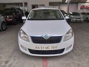 Skoda Rapid Ambition 1.6 MPI AT (2012) in Bangalore