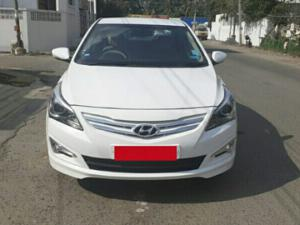 Hyundai Verna 1.6 VTVT SX AT (2017) in Coimbatore