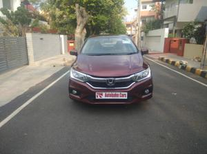 Honda City V CVT Petrol (2020) in Bangalore