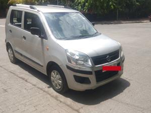 Maruti Suzuki Wagon R 1.0 MC LXI CNG (2015) in Pune