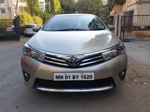 Toyota Corolla Altis 1.8G L (2015)