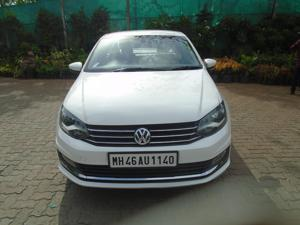 Volkswagen Vento 1.6L AT Highline Diesel (2016)