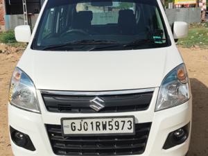 Maruti Suzuki Wagon R 1.0 VXi (2017) in Ahmedabad