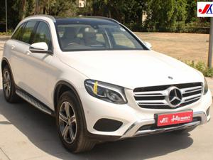 Mercedes Benz GLC 220 d 4MATIC (2018)