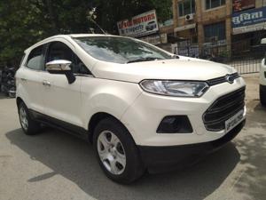 Ford EcoSport 1.5 TDCi Trend (MT) Diesel (2014) in Ghaziabad