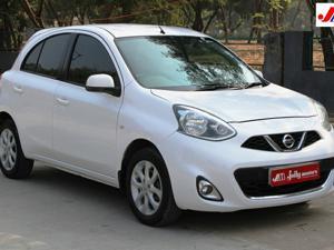 Nissan Micra XV CVT Petrol (2015) in Ahmedabad