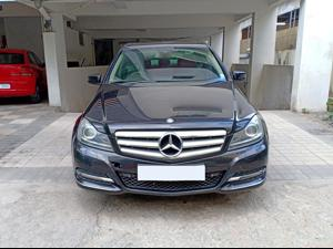 Mercedes Benz C Class C 250 CDI BE Elegance (2011) in Hyderabad