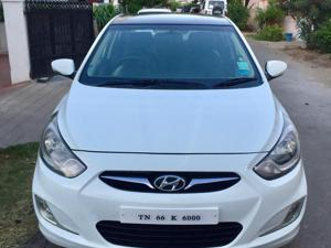 Hyundai Verna Fluidic 1.6 CRDI SX (2013) in Coimbatore
