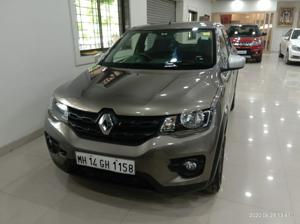 Renault Kwid 1.0 RXT AMT (2017) in Pune