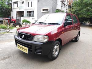 Maruti Suzuki Alto LX BS III (2009) in Bangalore