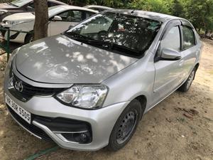 Toyota Etios D 4D VD SP (2017)