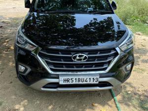 Hyundai Creta SX+ 1.6 U2 VGT CRDI AT (2018)