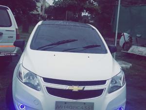 Chevrolet Sail 1.2 Base Petrol (2014) in Nagpur