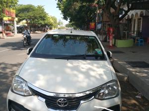 Toyota Etios VX D (2016) in Pondicherry
