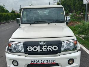 Mahindra Bolero Power Plus SLX (2018)