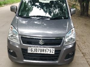 Maruti Suzuki Wagon R 1.0 VXI+ (2015) in Ahmedabad