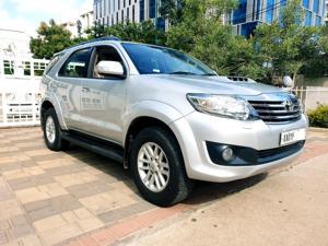 Toyota Fortuner 3.0 4X4 MT (2014) in Bangalore