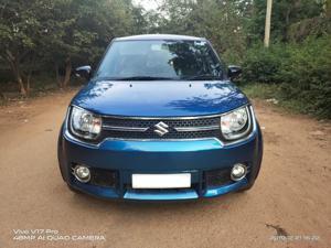Maruti Suzuki Ignis Zeta 1.2 AT (2017) in Bangalore
