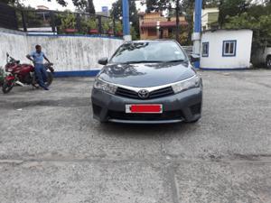 Toyota Corolla Altis D 4D J(S) (2014)