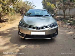 Toyota Corolla Altis 1.8G (2018) in Bangalore
