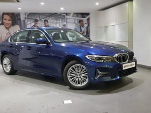 BMW 3 Series 320d Luxury Line Sedan (2020) in Mumbai