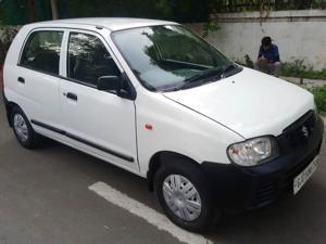 Maruti Suzuki Alto LXI (2011) in Ahmedabad