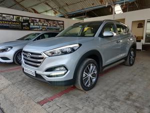 Hyundai Tucson 2WD AT GL Petrol (2019) in Bangalore