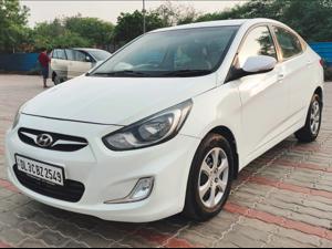 Hyundai Verna 1.6 VTVT EX (2012) in New Delhi